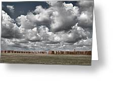 Fort Union New Mexico Greeting Card