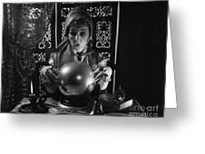 Fortune Teller, C.1970s Greeting Card