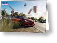 Forza Horizon 3 Greeting Card