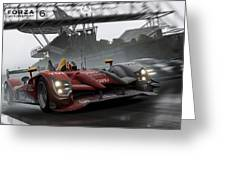 Forza Motorsport 6 Greeting Card