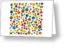 Found My Marbles 3.0 Greeting Card