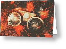 Foundry Formations Greeting Card