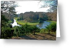 Fountains Abbey 2 Greeting Card