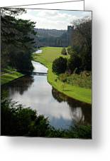Fountains Abbey 3 Greeting Card