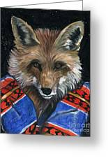Fox Medicine Greeting Card