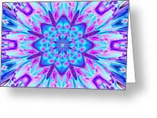Fractal 13 Greeting Card