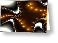 Fractal 2 Greeting Card