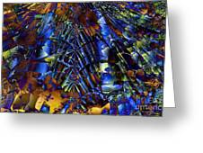 Fractal Of The Day Greeting Card