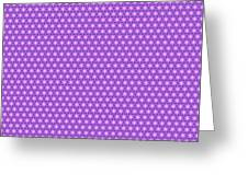 Fractal Pattern 300 Greeting Card