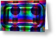 Fractal reps digital art by mario carini fractal reps greeting card m4hsunfo