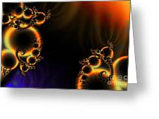 Fractalscape I Greeting Card