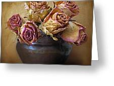 Fragile Rose Greeting Card