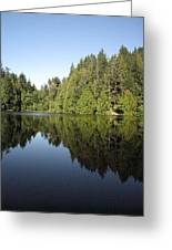 Fragrance Lake Greeting Card