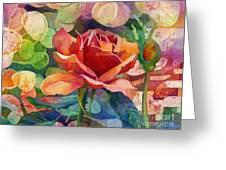 Fragrant Roses Greeting Card