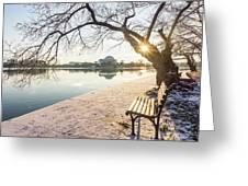 Framed Jefferson Greeting Card