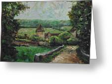 France, 1993 Greeting Card