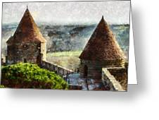 France - Id 16235-220257-3312 Greeting Card