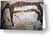 France: Mammoth Art Greeting Card