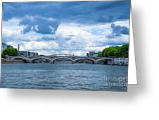 France Nature Greeting Card