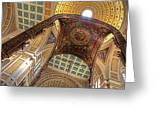 Franciscan Monastery II Greeting Card