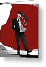 Frank Sinatra Pal Joey  1957-2015 Greeting Card