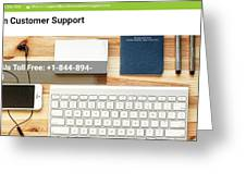 Free And Fast Quicken Customer Support Phone Number @ 1-844-894-7054 Greeting Card