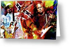 Freebird Lynyrd Skynyrd Greeting Card