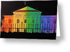 Freedom House Greeting Card