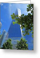 Freedom Tower 02 Greeting Card