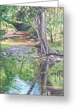 French Creek Greeting Card