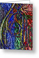 French Horn 3 Greeting Card