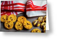 Fresh Baked Cookies Greeting Card