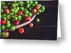 Fresh Figs Greeting Card