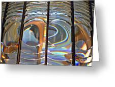 Fresnel Lens Greeting Card