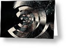 Friction Wheel Greeting Card