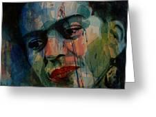 Frida Kahlo Colourful Icon  Greeting Card