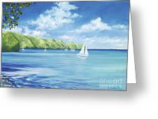 Friendship Bay Greeting Card