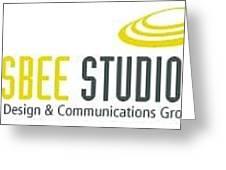 Frisbee Studios Greeting Card