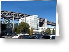 Frisco Bridge Greeting Card
