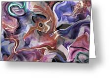 From Beyond II Greeting Card