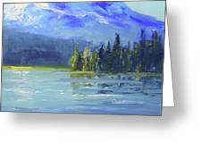 From Sparks Lake Greeting Card