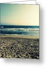 From The Huntington Beach Series  Greeting Card