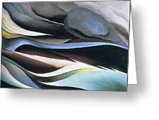 From The Lake By Georgia O'keeffe Greeting Card