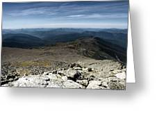From The Summit Greeting Card