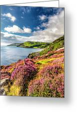 From Torr To Cushendall Greeting Card