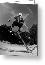 Front Board Jam Greeting Card