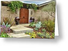 Front Entrance 2  Greeting Card