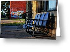 Front Porch Greeting Card