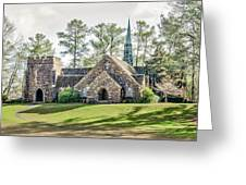 Frost Memorial Chapel Greeting Card