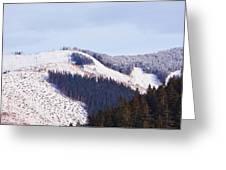 Frozen Valley 5 V2 Greeting Card